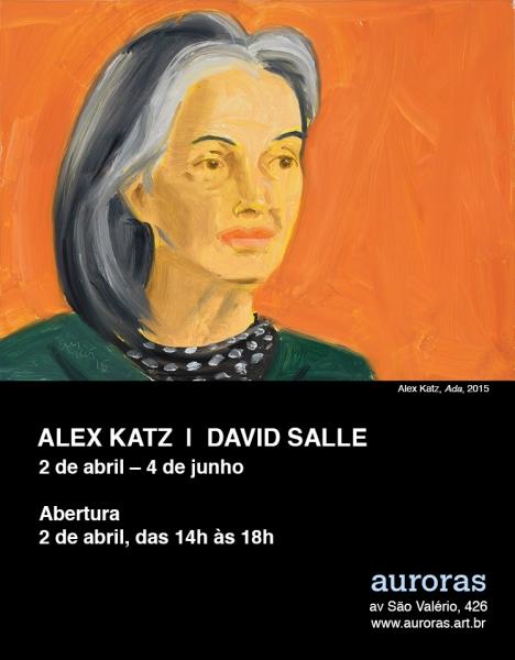 Alex Katz | David Salle