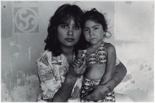 "Adriana Lestido. De la serie ""Mujeres presas"", 1991/93 © ADRIANA LESTIDO"