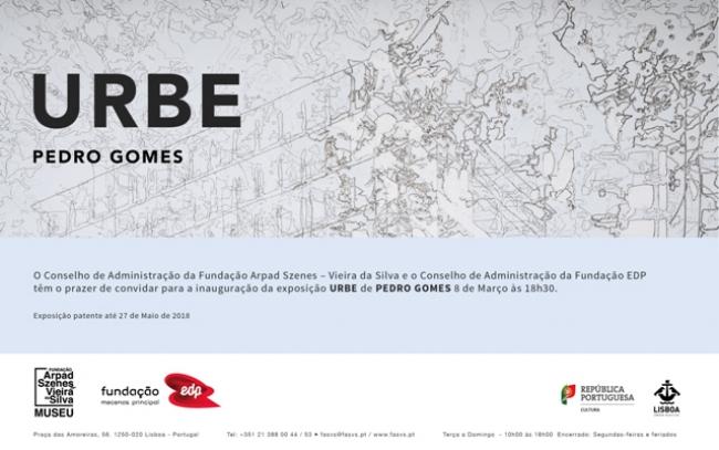 Pedro Gomes. Urbe