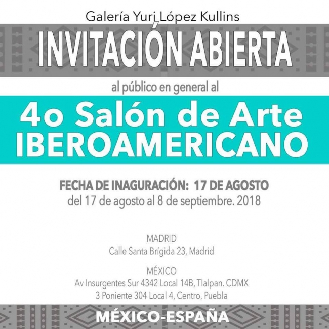 4° Salón de Arte Iberoamericano
