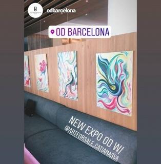 """Color Signs"" by Catia Massa en OD Barcelona"