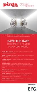 Pinta Miami 2018 - Crossing Cultures