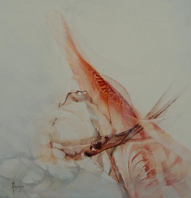 Manuela Masago — Cortesía de Montsequi Galeria de Arte