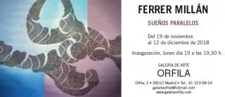 Exposición Ferrer Millán