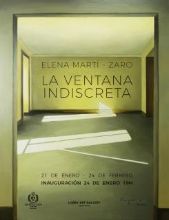 La Venatana Indiscreta | Elena Martí - Zaro