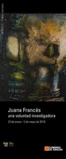 Juana Francés. Una voluntad investigadora