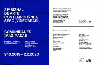 21º Bienal de Arte Contemporânea Sesc_Videobrasil