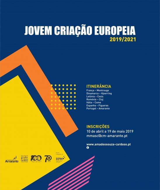 Jovem Criação Europeia 2019/2021