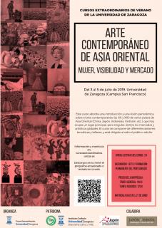 Arte contemporáneo de Asia Oriental: Mujer, visibilidad y mercado
