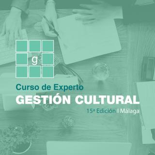 Curso de Gestión Cultural Málaga