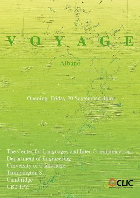 VOYAGE by Albano