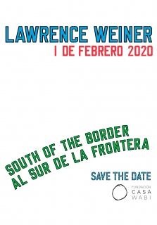 Al sur de la frontera / South of the border