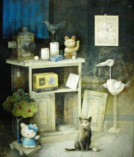 Cuatro gatos, de Manuel López Herrera