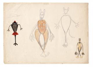 Tarsila do Amaral — Cortesía de Fábrica de Arte Marcos Amaro – FAMA Museu