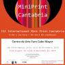 III Mini Print Cantabria - Muestra