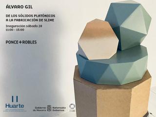 Álvaro Gil. De los sólidos platónicos a la fabricación de Slime