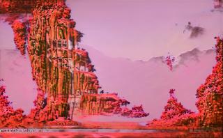 Arte digital del colectivo XLR8