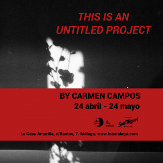 Carmen Campos. This is an untitled project