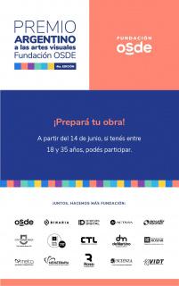 4º Premio Argentino a las Artes Visuales Fundación OSDE