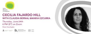 Studio Critiques: Cecilia Fajardo-Hill