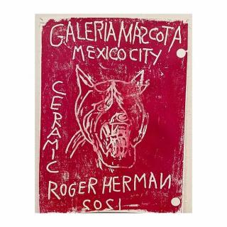Roger Herman. Keramics