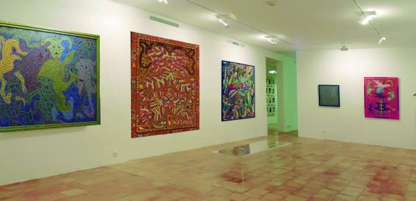 Sala primera planta Edificio Hassan Fathy