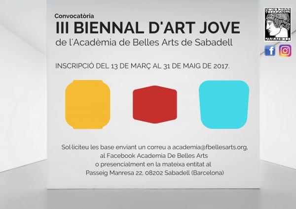 III BIENNAL DE ARTE JOVEN