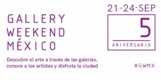 Gallery Weekend México 2017