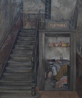 Amalia Avia - San Bernardo, 80 – Cortesía de la Galería Marmurán