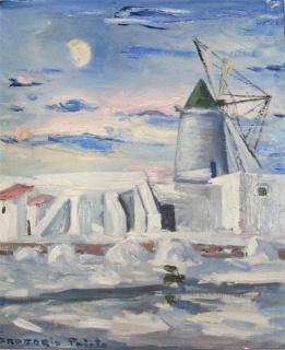 Gregorio Prieto – Cortesía de la Galería Marmurán