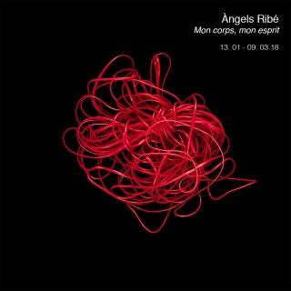 """Àngels Ribé, """"Mon corps, mon esprit"""" (2017). Fotografía digital, impresión giclée. 50x50cm. – Cortesía de Ana Mas Projects"""