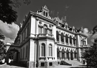 Juan Esteves. Palácio dos Campos Elíseos – Cortesía del Espaço Cultural Porto Seguro