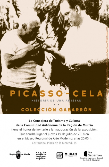 Picasso-Cela. Historia de una amistad