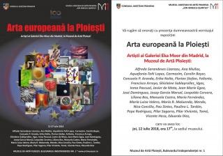 Arta European? la Ploie?ti