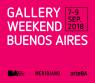 Buenos Aires Gallery Weekend. Imagen cortesía Galería Jorge Mara - La Ruche