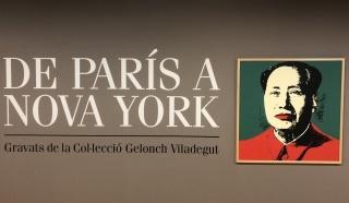 """""""De París a Nova York"""""""