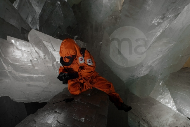 Cueva de Cristales de Naica