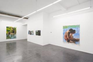 Vista de la exposición — Cortesía de Lehmann + Silva