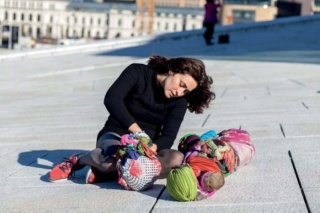 Elena Aitzkoa. Zarza Corazón — Cortesía del Museo de Arte Contemporáneo Español Patio Herreriano