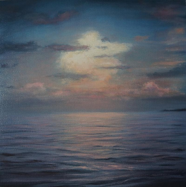 Adam Straus, Big Cloud, 2014