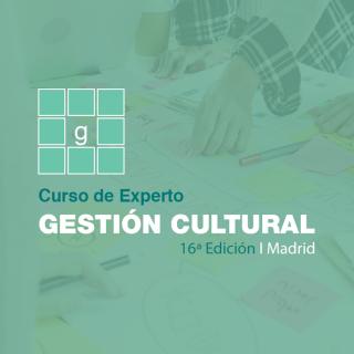 Curso de Experto en Gestión Cultural Madrid
