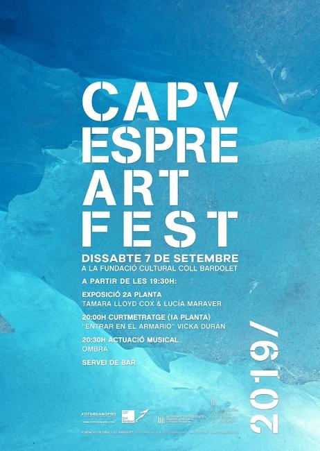 Capvespre Art Fest 2019
