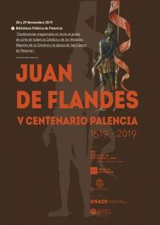 V Centenario de la muerte de Juan de Flandes