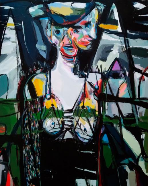 Marta Cotelo — Cortesía de Swinto Gallery