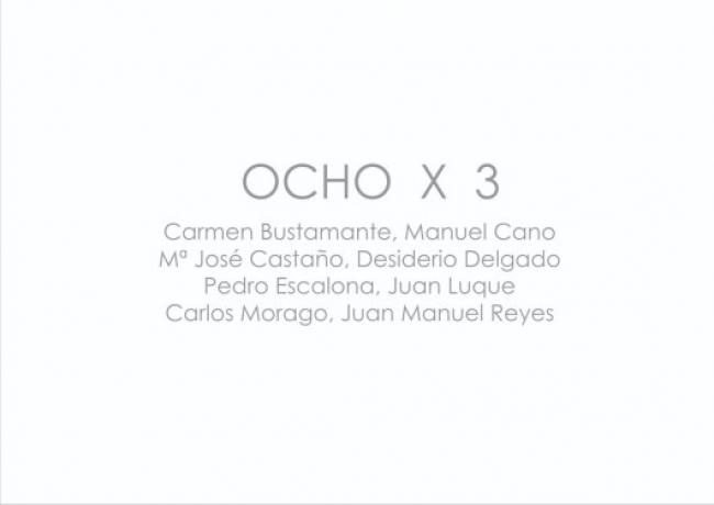 Ocho X 3