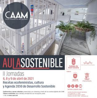 II Jornadas del Aula Sostenible del CAAM