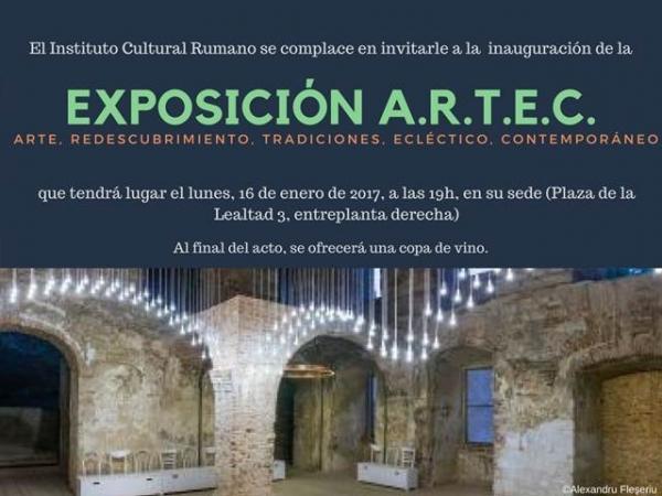 Exposición A.R.T.E.C.