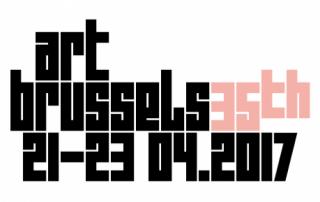 Logotipo. Cortesía de Art Brussels