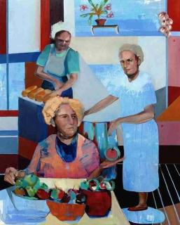 Amalia Julieta Gómez – Cortesía de la galería Juan Manuel Lumbreras