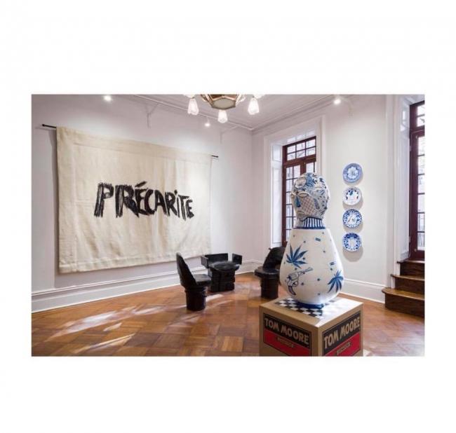 Imagen de la exposición. Cortesía de Páramo
